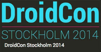 Droidcon SH 2014