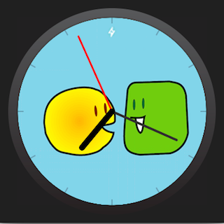 Sekaiphone_WatchFace