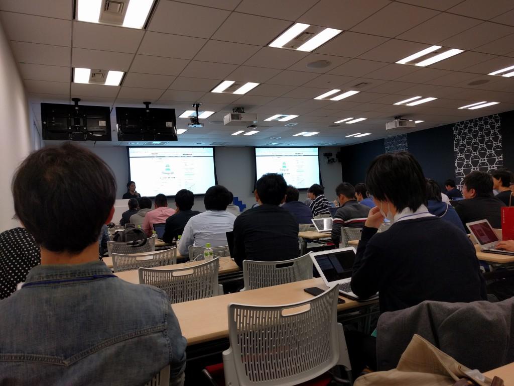 shibuya.apk 第4回@Google Japan 東京オフィス